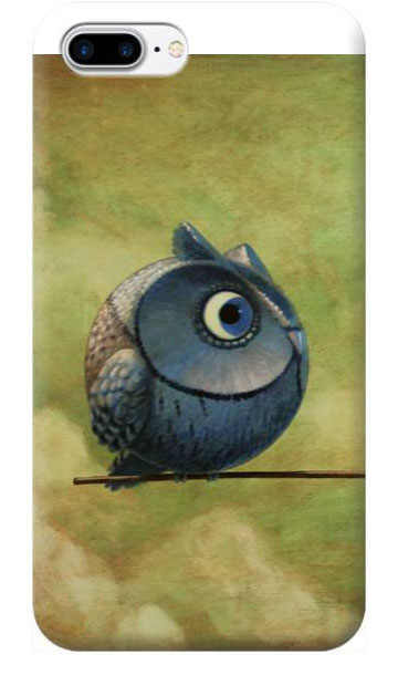© Paolo Rui; smartphone cover, bird, owl,