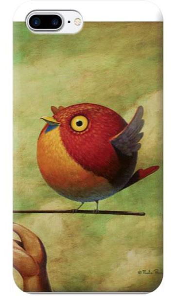 © Paolo Rui; smartphone cover, bird, sunbird,
