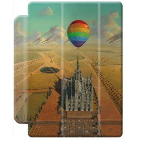 © Paolo Rui; tablet cover, Milano, Duomo